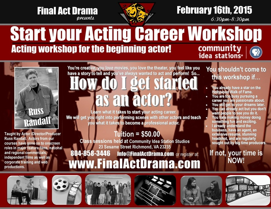 Acting Course